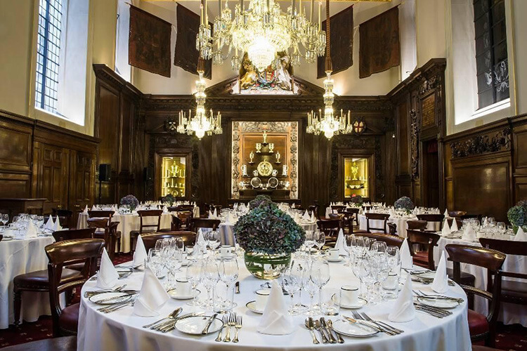 The Livery Hall at Vintner's Hall