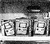 My gameboys in 1999