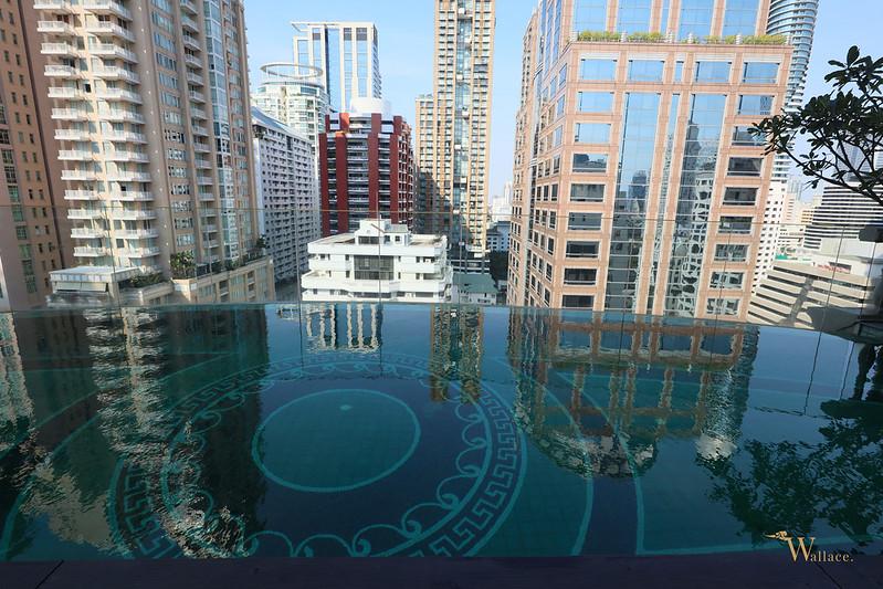 Hotel Muse Bangkok Langsuan(曼谷繆斯廊雙酒店)