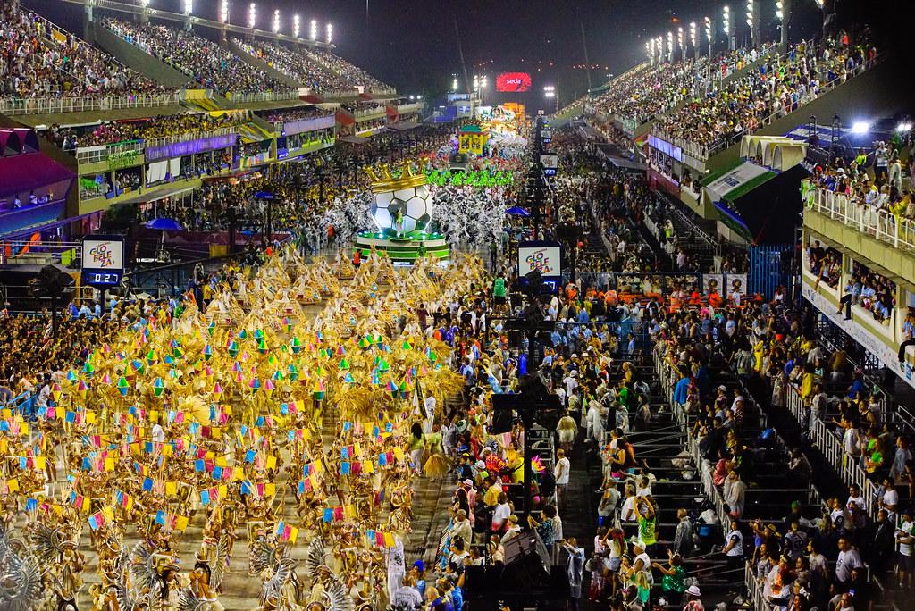 Carnaval Rio 2020 - Imperatriz Leopoldinense - Fernando Grilli |  Riotur