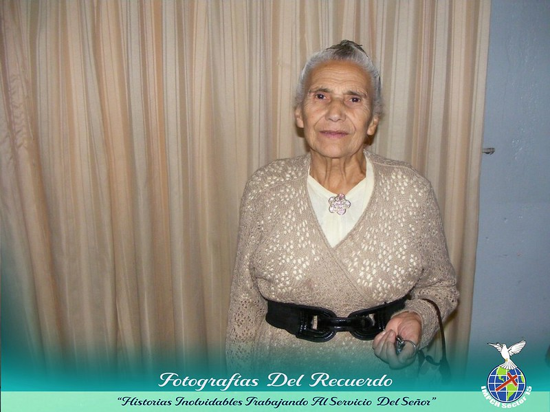 Semblanza Pastora Lidia Irene López Vargas