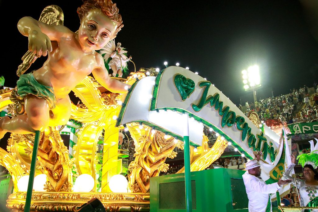 Carnaval Rio 2020 - Imperatriz Leopoldinense  -  Marcos Ferraz    Riotur