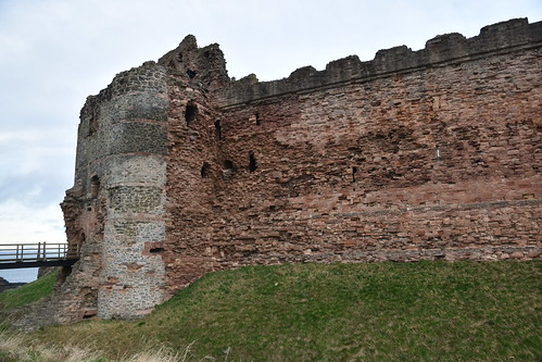 Tantallon Castle, Scotland, GB
