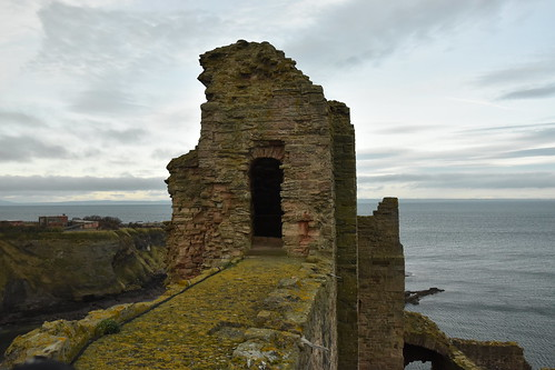 The Tower overlooking the North Sea