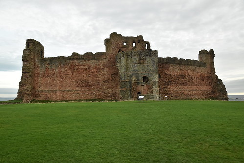 Scottish Castles: Tantallon