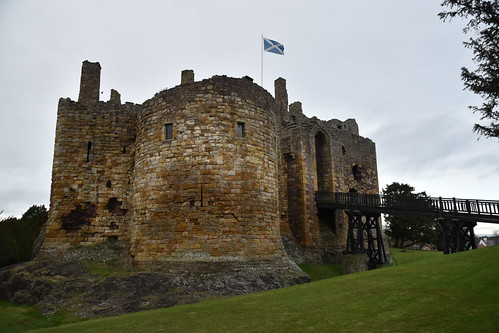 Dirleton Castle, Scotland, GB
