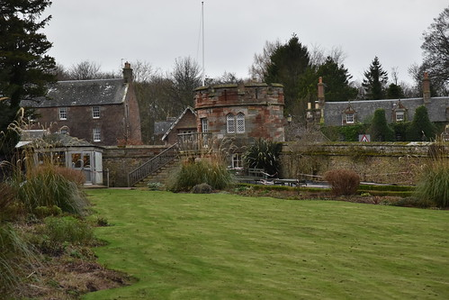 Dirleton Castle Gardens & The Village