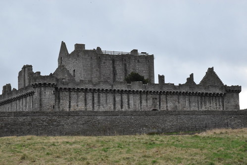 Edinburgh's Other Castle: Craigmillar