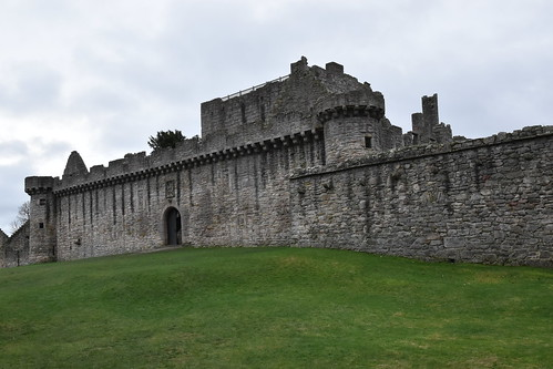 Craigmillar Castle, Near Edinburgh
