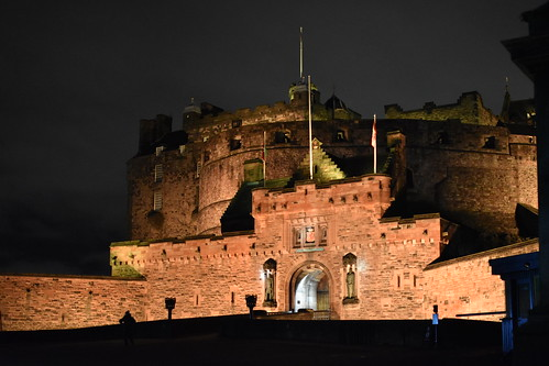 Castles of Scotland: Edinburgh