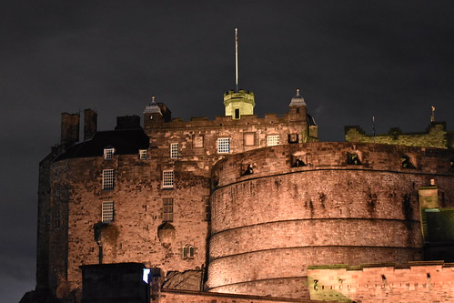 Castles of Britain: Edinburgh
