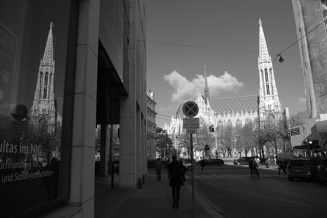 XE3F4051 - Votivkirche - Iglesia Votiva - Votive Church (Wien, Viena, Vienna)