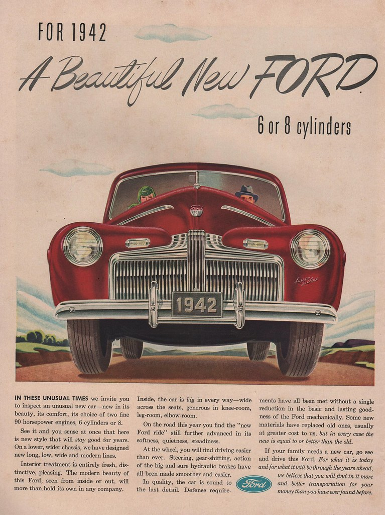 1942 FORD