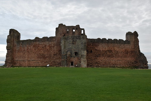 Castles of Scotland: Tantallon