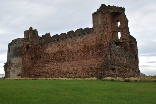 Castles of Britain: Tantallon