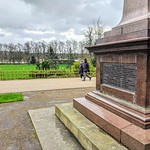 Boer War Memorial Avenham Park, Preston