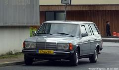 Mercedes W123 250T 1980