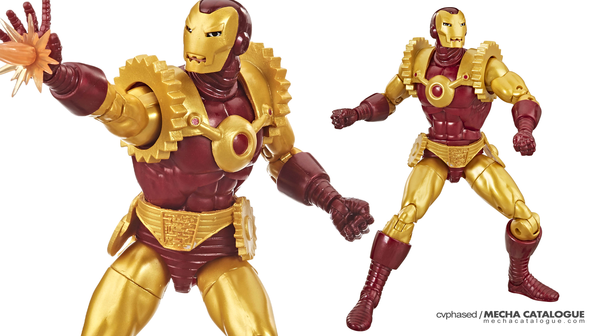 #NewYorkToyFair 2020 and My Unsolicited Thoughts: Iron Man