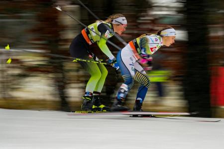 Lyžařský trénink nejen na sněhu - rozvoj rychlosti