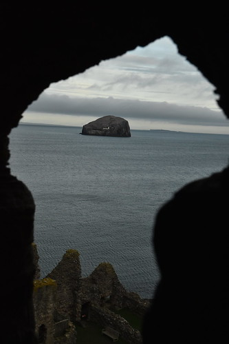 Through the Loophole to Bass Rock