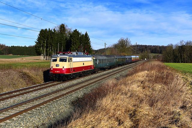 112 268-8 I RHEINGOLD I DPE 24659 I Dinkelscherben