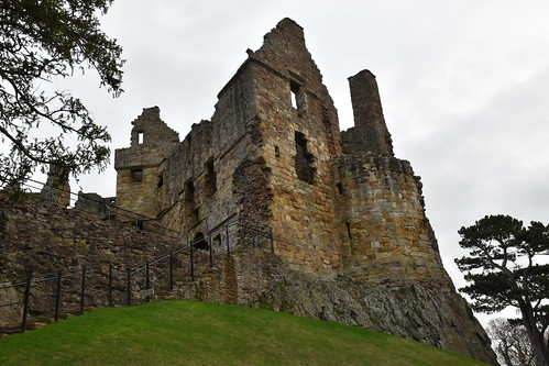 Scottish Castles: Dirleton