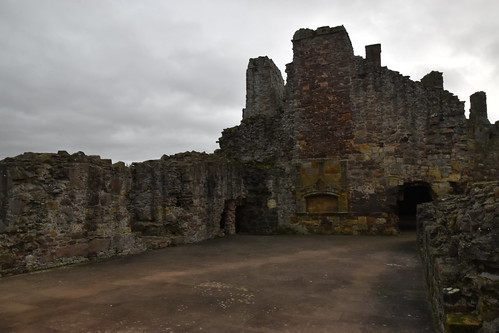 Remnants of the Great Hall