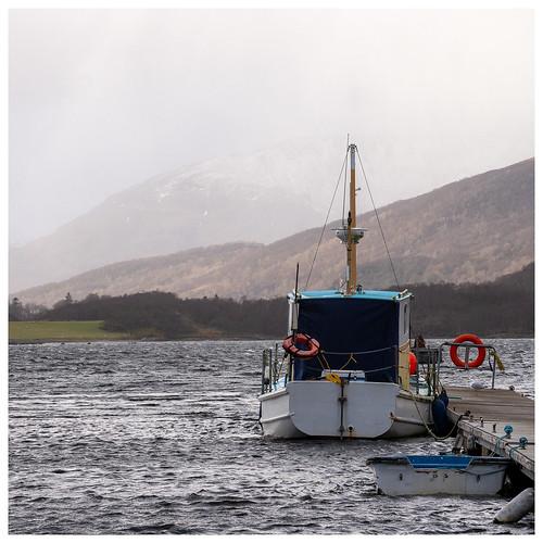 Loch Leven Boat