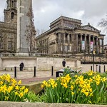 Early Spring in Preston City Centre