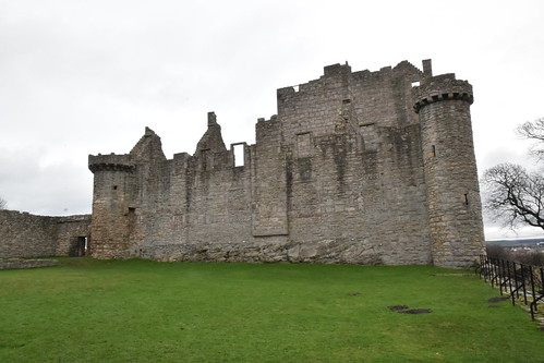 The Ruins of Craigmillar