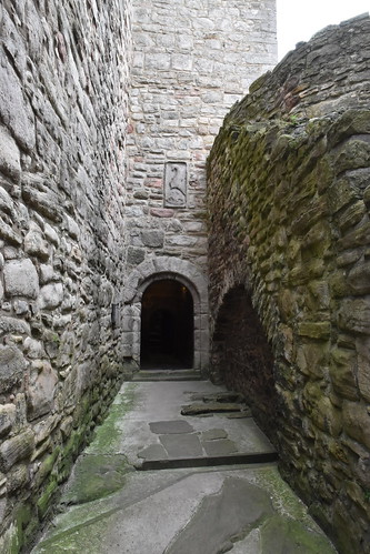 The Original (Only) Entrance to the Tower House