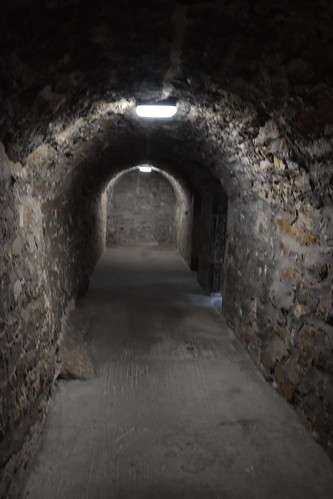 Down the Dark Passageway