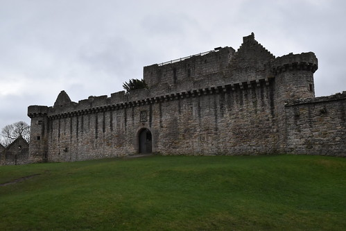 Castles of Britain: Craigmillar