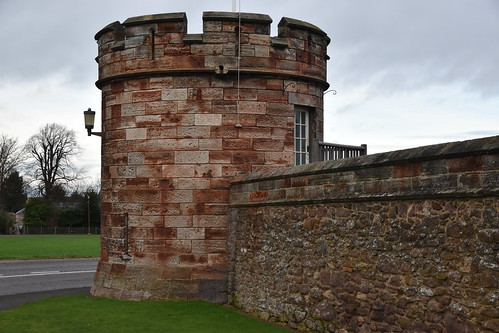 Outer Wall Turret