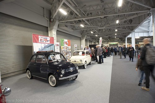 London Classic Car Show Olympia 2020 Photo