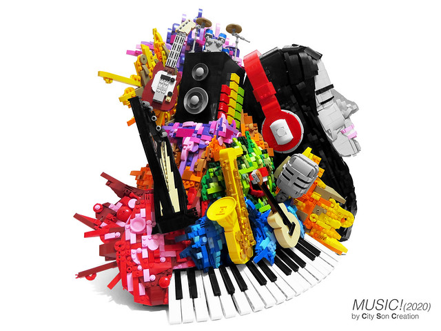 Music! (2020) - Side View