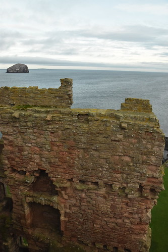 From Mid Tower to Bass Rock