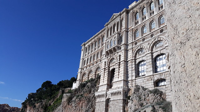 Musé océanographique Monaco.