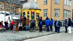 Polar street food