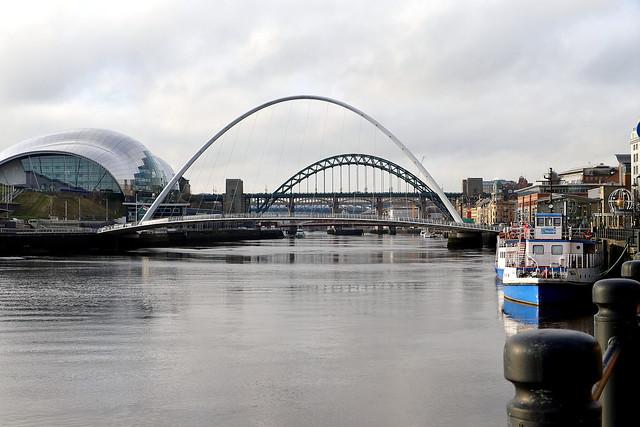 Bridges on the river Tyne  IMG_1726