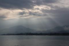 Dans la baie d'Hiroshima
