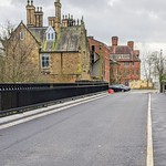 New Vicars Bridge in Preston