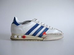 2002 ADIDAS KEGLER SUPER RETRO SPORT SHOES
