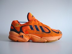 1998 VINTAGE ADIDAS TORSION FALCON RUNNING SPORT SHOES