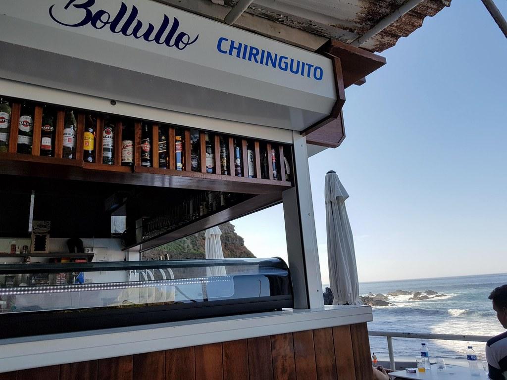 Beach bar Playa Bollullo