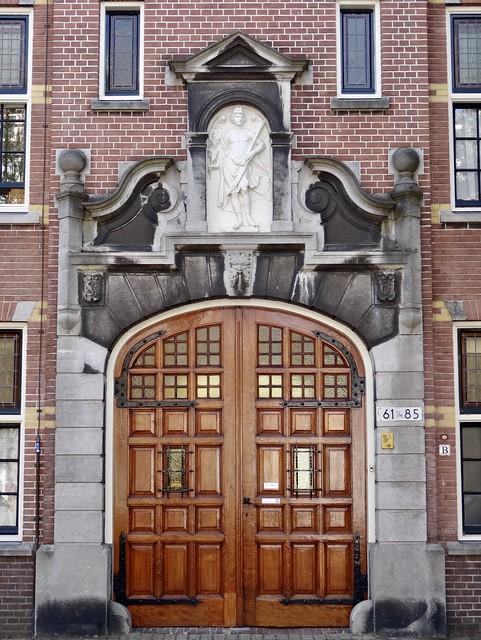 Johannes Camphuijsstraat 61 t/m 85 Den Haag