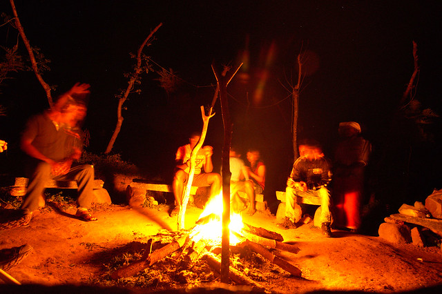 Tales around the fire