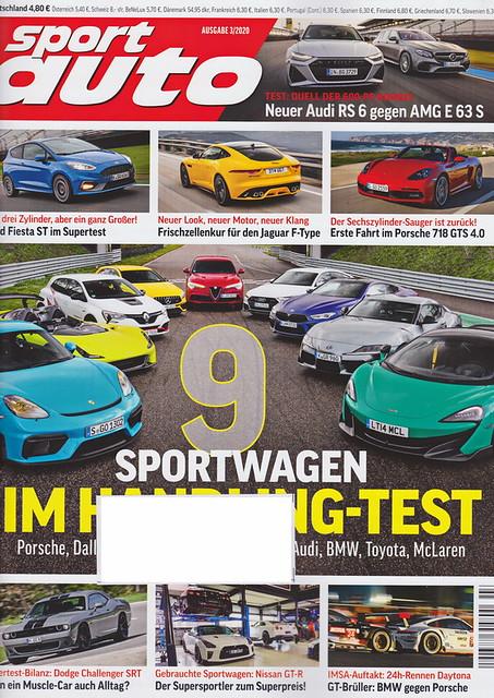 sport auto 3/2020