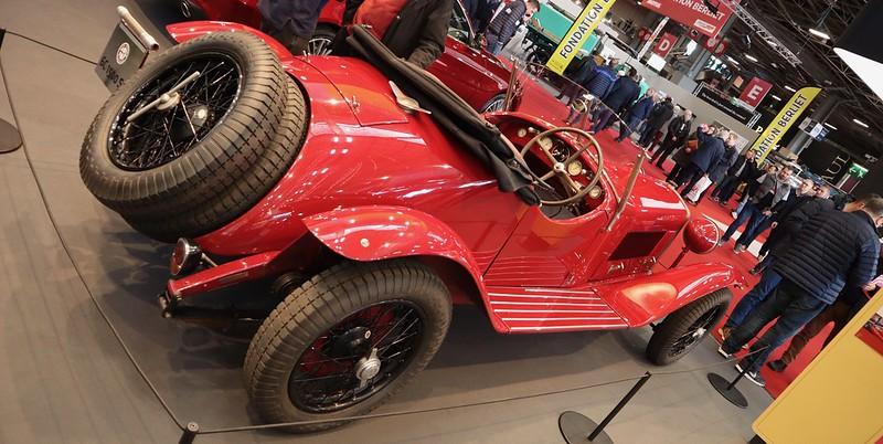 Alfa Romeo  1500/6C compresseur SS ( Super Sport ) 1928/29 -  49573798443_72b9e58630_c
