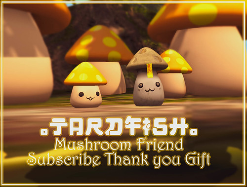 Thank you from .Tardfish.!